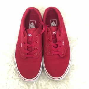 Youth canvas VANS shoes